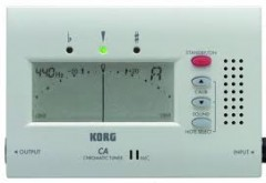 Korg CA-50 升級版電子調音器