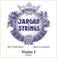 Jargar 小提琴 E 弦 (中張力 尾部環狀)