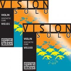 Vision Solo 小提琴獨奏纏銀合金 D 弦