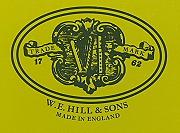 W. E. Hill and Sons 松香 (小提琴, 中提琴, 大提琴)