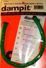 Dampits 大提琴加濕管