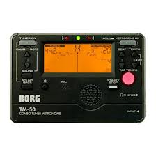 Korg TM-50 二合一校音節拍器