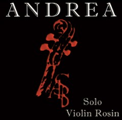 Andrea 中提琴松香 ( 樂隊型)