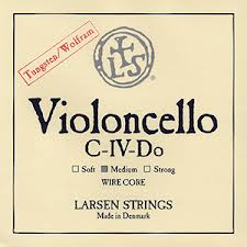 Larsen 大提琴 C 弦 (鎢合金)