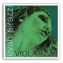 Evah Pirazzi 中提琴套裝