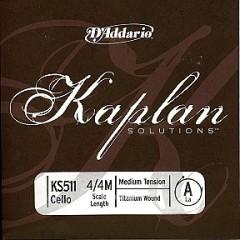 Kaplan Solutions 大提琴 A 弦 (鈦金屬)