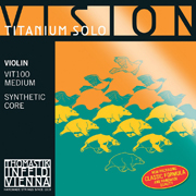 Vision Titanium Solo 小提琴鈦合金獨奏 G 弦