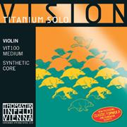 Vision Titanium Solo 小提琴鈦合金獨奏 D 弦