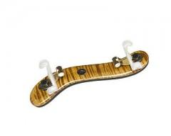 VLM 鑽石級鍍金腳小提琴肩墊(淺色楓木)