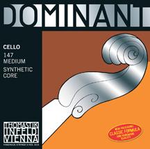 Dominant 大提琴套裝(4/4 尺寸)