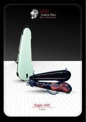 Lion 獅王牌碳纖維輕便型-1400 小提琴琴盒