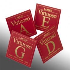 Larsen Virtuoso 小提琴套裝 (E 弦 尾部環狀)