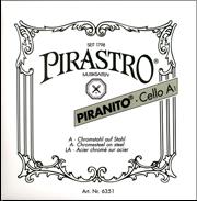 Piranito 大提琴套裝 (1/8--1/4 尺寸)