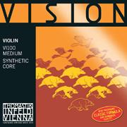 Vision 小提琴纏銀合金 D 弦
