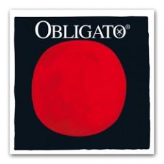 Obligato 小提琴鍍金 E 弦 (尾部環狀)