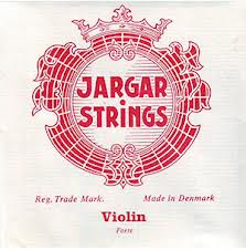 Jargar 小提琴 E 弦 (強張力 尾部環狀)