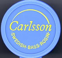 Carlsson 低音提琴松香