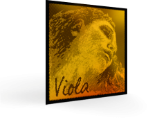Evah Pirazzi Gold 中提琴鍍金弦套裝