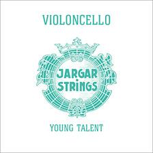 Jargar Young Talent 大提琴天賦套裝(1/2 尺寸)