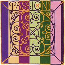 Passione 小提琴常規套裝羊腸弦 (E 弦 尾部環狀)