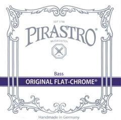 Original Flat-Chrome 低音提琴套裝 (樂隊 )