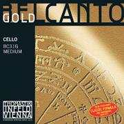 Belcanto Gold 大提琴 C 弦 (鎢合金)