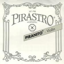 Piranito 小提琴 E 弦 (球狀)