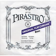 Original Flexocor 低音提琴套裝