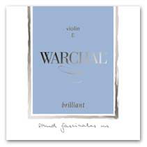 Warchal Brilliant 小提琴套装 (鍍銀 D 弦)