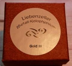 Liebenzeller Gold-III 松香 ( 中提琴和大提琴通用 )